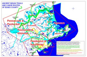 CHAPTER 2: Where are Agawam and Wenesquawam? - Native Americans of